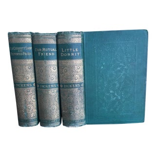 1885 Dickens Collection - Set of 3 For Sale