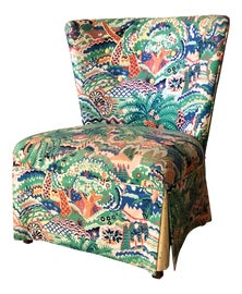 Image of Boho Chic Accent Chairs