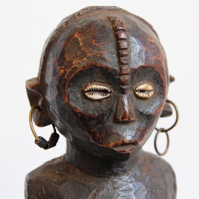 Boho Chic Ngbaka Banya Figure For Sale - Image 3 of 5