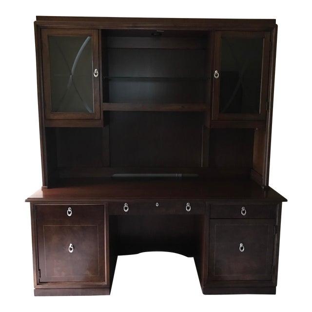 Thomasville Bogart Desk Credenza For Sale