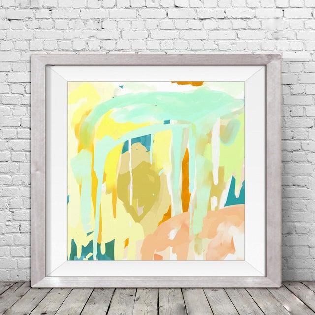 """Eva Alessandria """"Beach Bum Squared"""" Print - Image 3 of 3"""