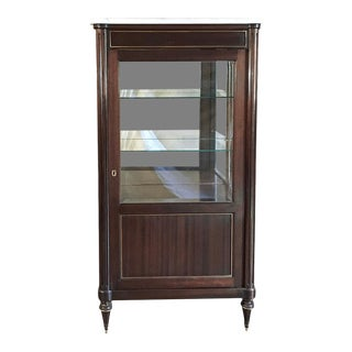 Antique French Directoire Vitrine For Sale