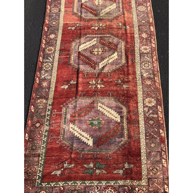 A gorgeous 90yr old rug that will bring a look and feeling to your home that is worth Millions