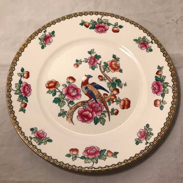 Early 1900's F. Winkle & Co. Whieldon Ware Plate - Image 2 of 7