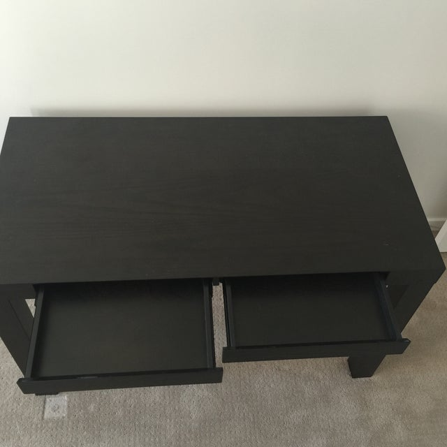 Solid Wood Desk by West Elm - Image 3 of 3