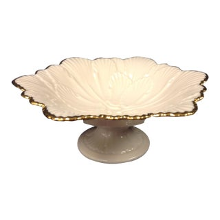 Lenox Pedestal Compote Dish For Sale