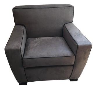 Original Kreiss Tuxedo Club Chair