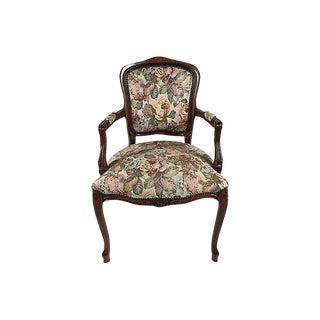 Louis XVI Armchair For Sale