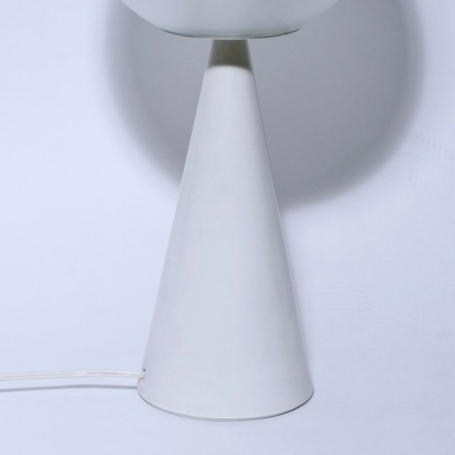 "1970s Gio Ponti ""Bilia"" Table Lamp For Sale - Image 5 of 5"