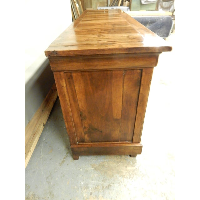 French Walnut 19th Century Enfilade For Sale - Image 4 of 12
