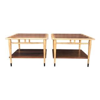 Mid Century Lane Acclaim Side Tables