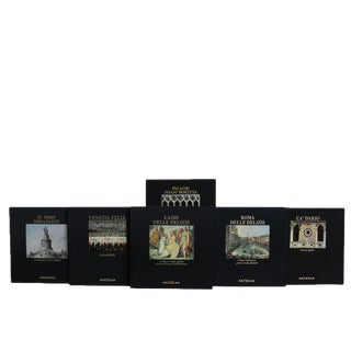 Italian Art and Architecture Series(s/6) For Sale