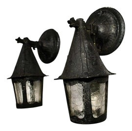 Image of Newly Made Outdoor Lighting