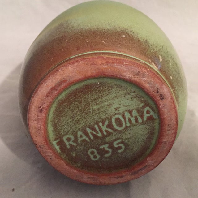 1960's Vintage Frankoma Pitcher For Sale In Los Angeles - Image 6 of 6