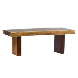 Monkey Slab Coffee Table For Sale