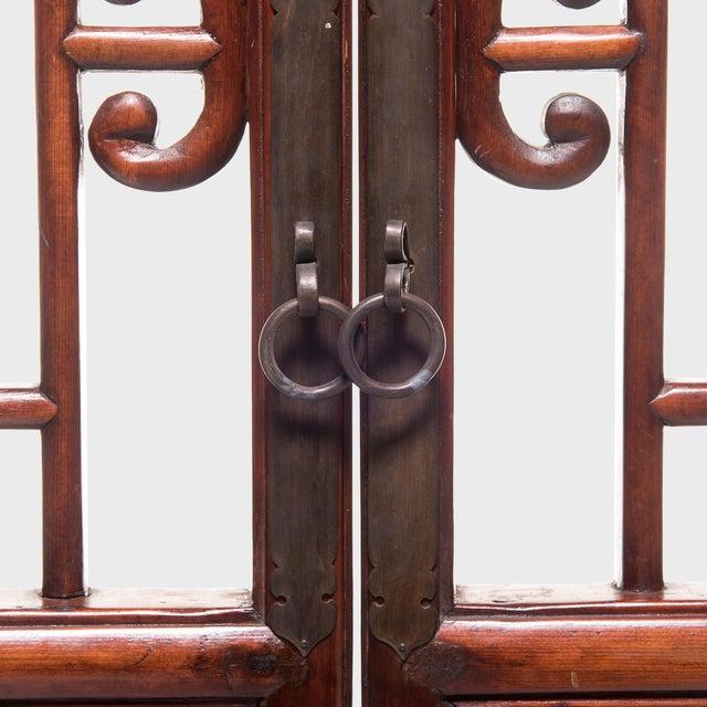 Mid 19th Century 19th Century Chinese Lattice Doorway For Sale - Image 5 of 6
