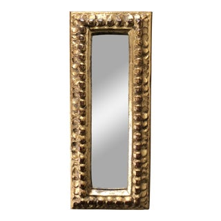 Vintage Florentine Rectangular Wall Mirror
