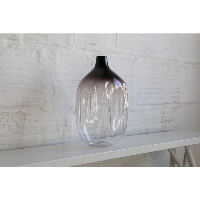 """Abstract Esque Studio's """"Deflate"""" Vase For Sale - Image 3 of 4"""