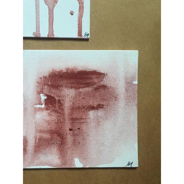 """""""Imbroglio"""" Original Modern Paintings - S/3 - Image 3 of 7"""