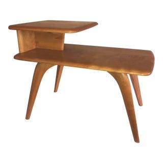 Mid-Century Modern Teak End Tables