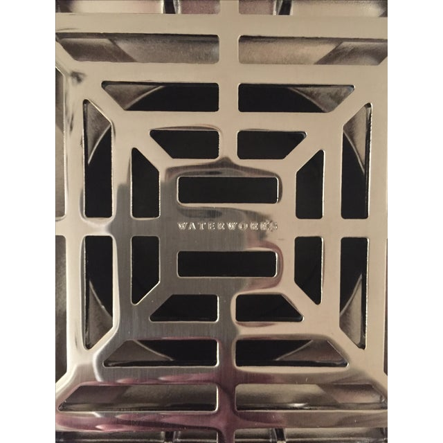 Contemporary Waterworks Universal Shower Drain in Chrome For Sale - Image 3 of 9