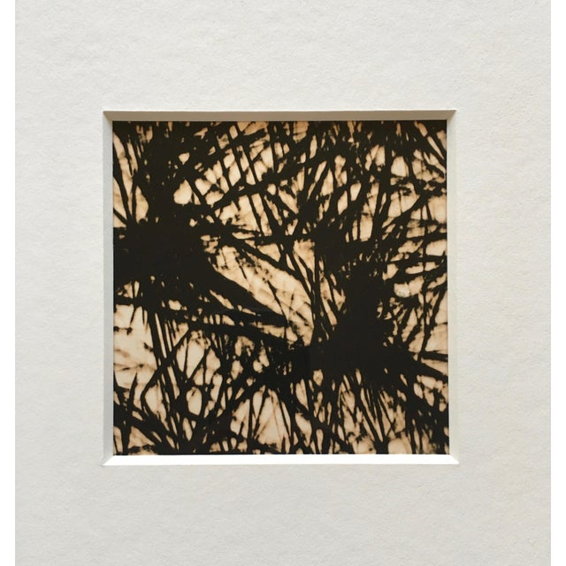 1970s Abstract Black and White Photograph For Sale - Image 4 of 5
