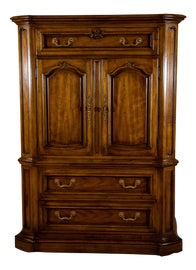 Image of Drexel Heritage Armoires Wardrobes and Linen Presses