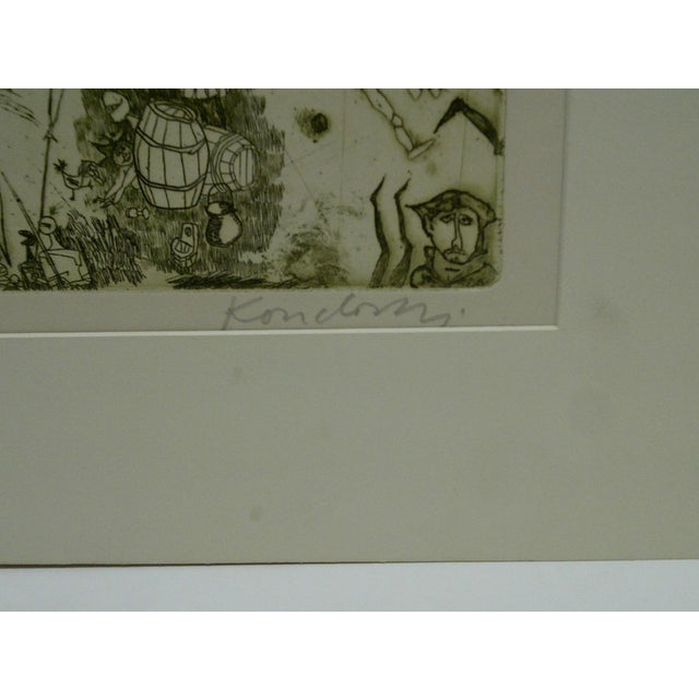 Circa 1980 Limited Edition Ralelain Iv Signed Print For Sale In Pittsburgh - Image 6 of 6