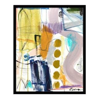 """Duende"" by Lesley Grainger, 23"" X 29"""