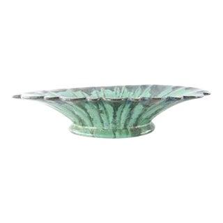 Art Deco Fulper Pottery Company Bowl C. 1915-20 For Sale