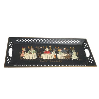 Nashco Cafe Society Tray