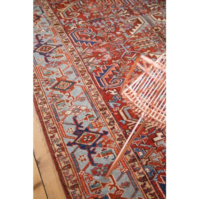 "Vintage Heriz Carpet - 6'11"" X 9'7"" - Image 2 of 8"