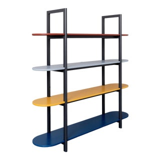 Volk Sebastian Color-Blocked Etagere For Sale