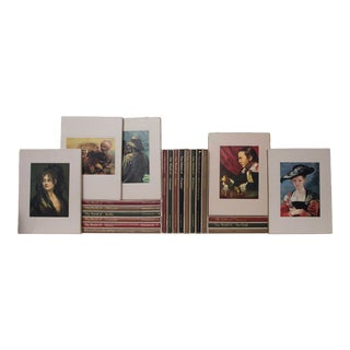 Time Life Boxed Art Library Books - Set of 22 For Sale