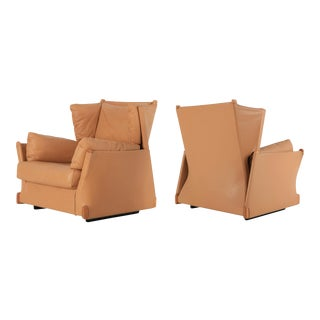 Piero De Martini Viola d'Amore Armchairs for Cassina For Sale