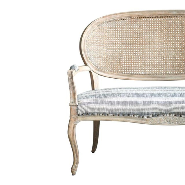 French French Classic Settee For Sale - Image 3 of 6