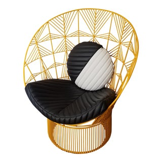 Bend Goods Mid-Century Modern Lounge Chair