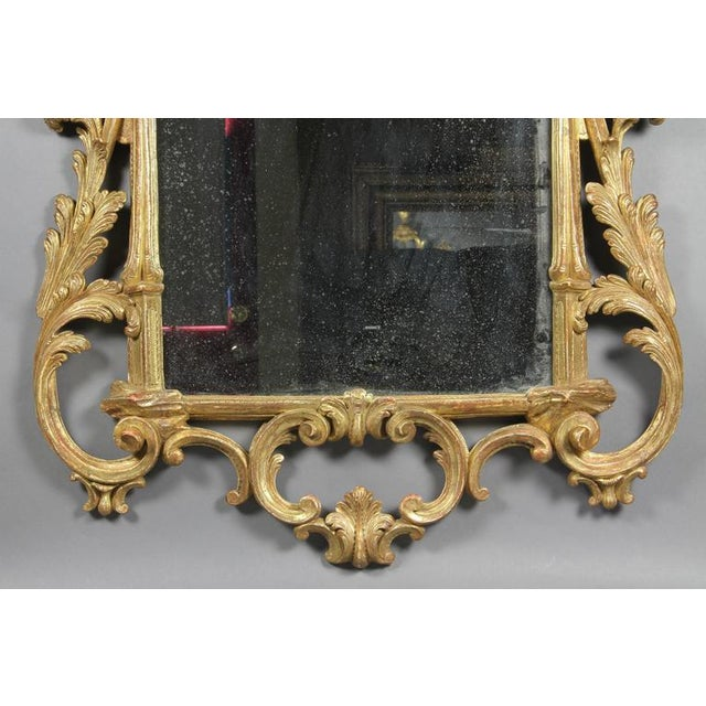 George III Giltwood Mirror For Sale In Boston - Image 6 of 7