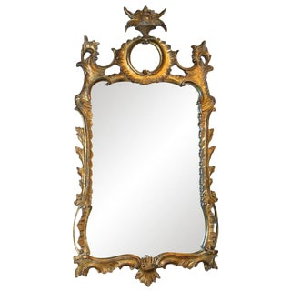 Carved Wall Mirror by Palladio - Italy For Sale