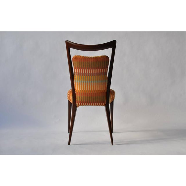 Set of Six Erno Fabry Dining Chair - Image 8 of 10