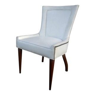 Mid-Century Naugahyde Side Chair