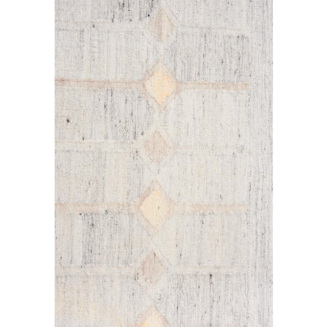 Mid-Century Modern Schumacher Marstrand Hand-Woven Area Rug, Patterson Flynn Martin For Sale - Image 3 of 8