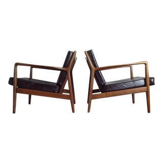 Dux Folke Ohlsson Lounge Chair For Sale