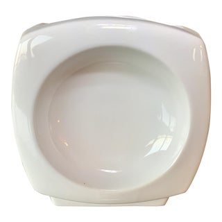 Bret Bortner Modern White Vase For Sale