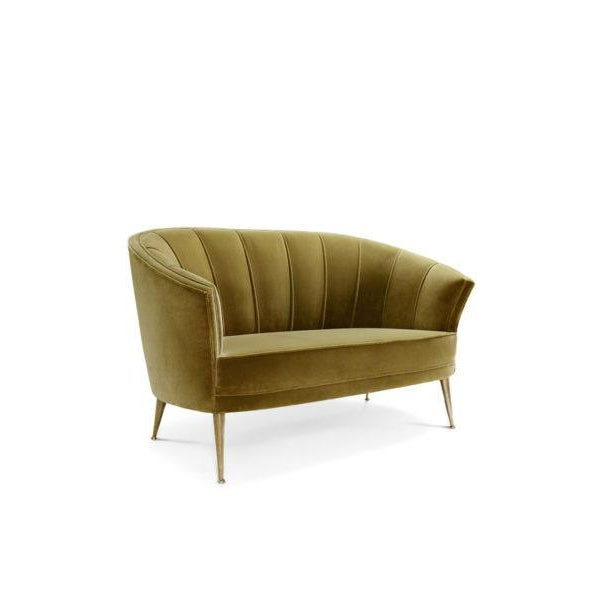 In heaven like in earth, male or female shouldn't be solitary and that is why MAYA 2 seat sofa was born; to be the perfect...
