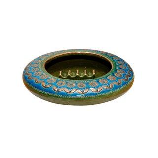 Bohemian Italian Ceramic Ashtray by Bitossi Preview