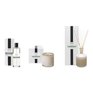Feu De Bois Signature Candle, Classic Diffuser, and Room Mist Gift Set - Set of 3 For Sale