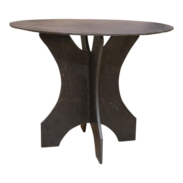 1970s French Table d'Ardoise For Sale - Image 5 of 7