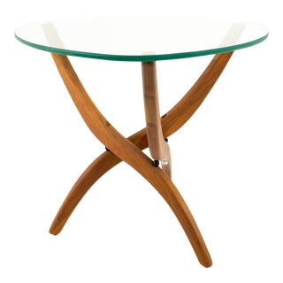 Forest Wilson Mid Century Side End Table For Sale