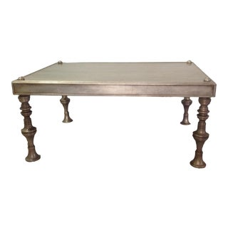 Hooker Metallic Melange Coffee Table